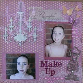 Joanne Caird Make up