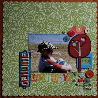 Wl - genuine lazy days - tracey thorne - march