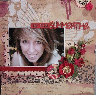 Annette Gearside - in the summertime  02-11