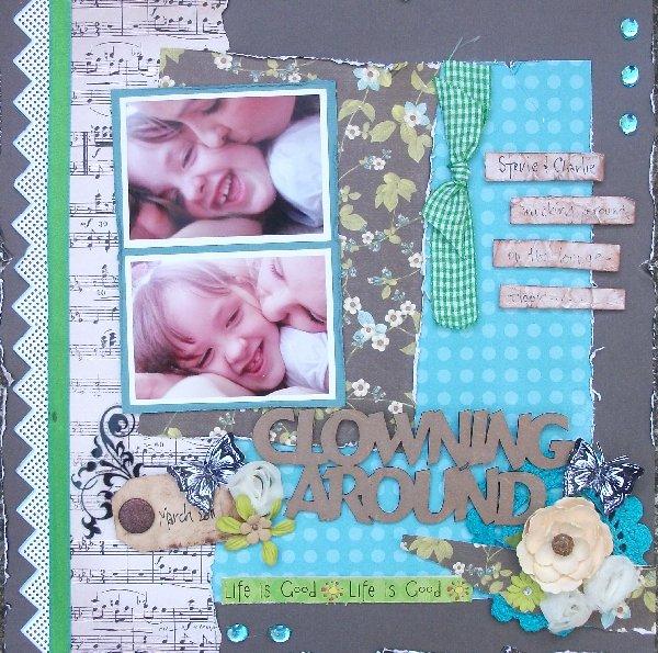 Annette Clowning Around A2Z 07-11