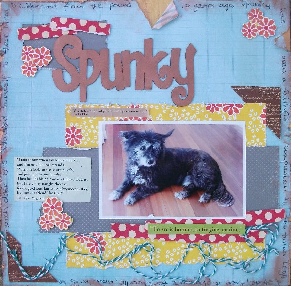 Annette Spunky A2Z 08-11
