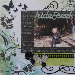 Jo Caird Hide and seek