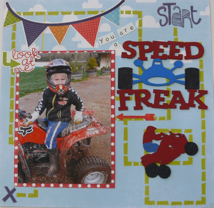 JO Caird speed freak. JPG