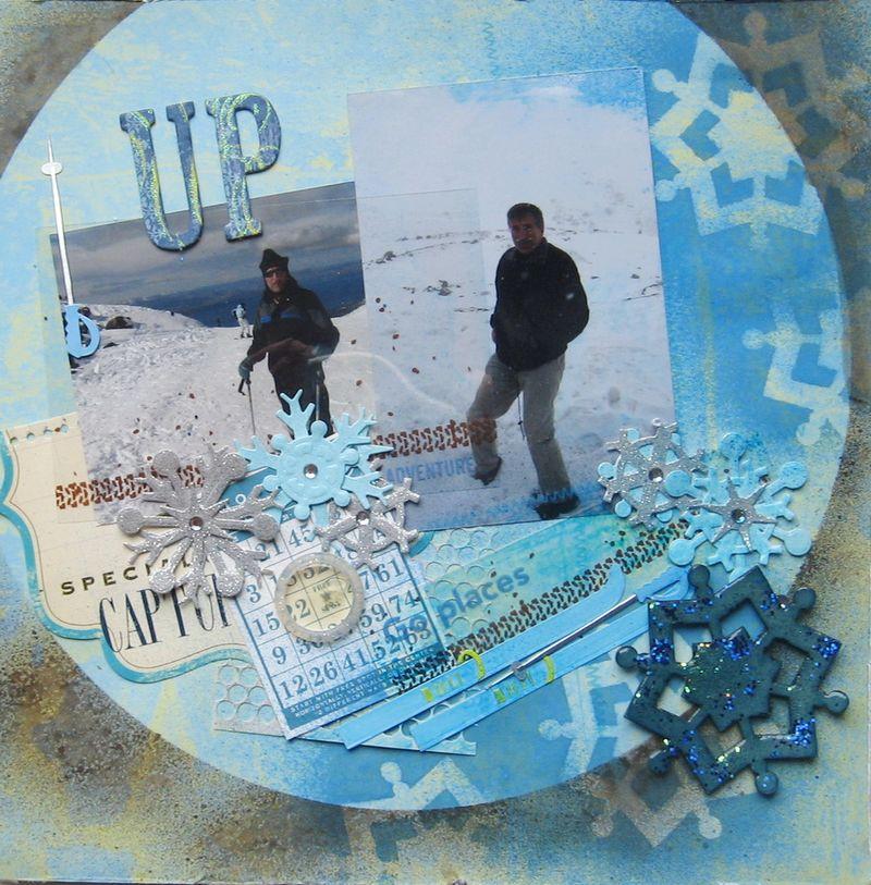 Irit Shalom- Up