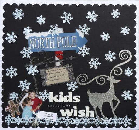 Sandra kids-wishes