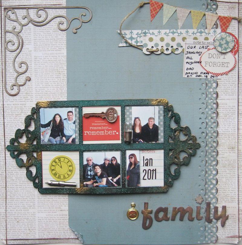 Irit Shalom- Family