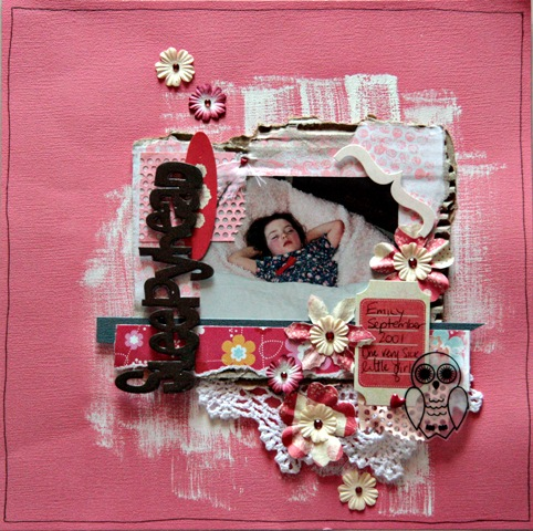 Sleepyhead - tracey thorne - january release 2012